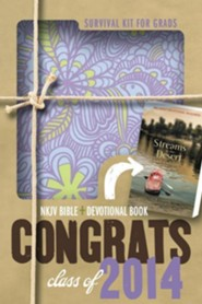 NKJV 2014 Survival Kit for Grads for Gals