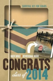 NKJV 2014 Survival Kit for Grads for Guys