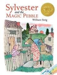 Sylvester And The Magic Pebble  -     Narrated By: James Earl Jones     By: William Steig     Illustrated By: William Steig