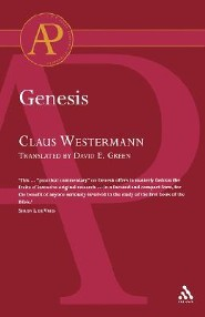 Genesis (Westermann)  -     By: Claus Westermann