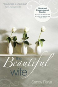 Beautiful Wife Book and Prayer Journal Bundle  -     By: Sandy Ralya