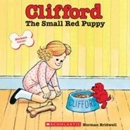 Clifford The Small Red Puppy  -     