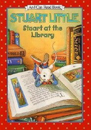 Stuart at the Library
