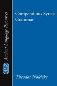 Compendious Syriac Grammar, Paper