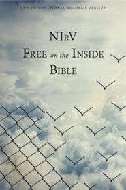 NIrV Free on the Inside Bible, softcover