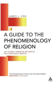 Guide to the Phenomenology of Religion