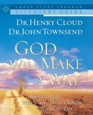 God Will Make a Way Workbook