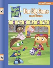 The Big Game Sticker Stories  -     