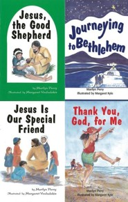 Set of 4 Childrens Books