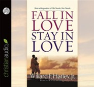Fall in Love, Stay in Love Unabridged Audiobook on CD