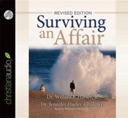 Surviving an Affair - unabridged audiobook on CD