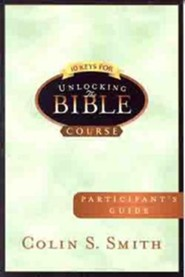 10 Keys for Unlocking the Bible Participants Guide New Edition - Slightly Imperfect