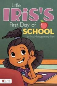 Little Iris's First Day of School