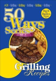 Grilling Recipes, Edition 0002