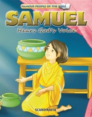 Samuel Hears God's Voice  -     By: Joy Melissa Jensen     Illustrated By: Simi Lu