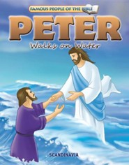 Peter Walks on Water  -     By: Joy Melissa Jensen     Illustrated By: Simi Lu