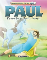Paul Preaches God's Words