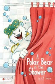 A Polar Bear in the Shower
