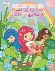 Strawberry Shortcake's Easter Egg Hunt