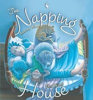 Napping House, Padded Board Book