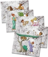 God Sightings Frieze Figures, Package of 50 (Enough for 10 Oikoi)  -