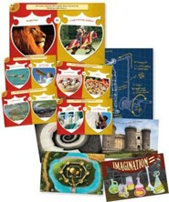 Imagination Station Poster Pack, Set of 10
