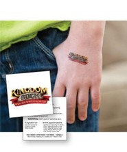 Kingdom Rock Skin Decals (pkg. of 10)