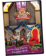 Decorating Places: Kingdom Rock DVD  -
