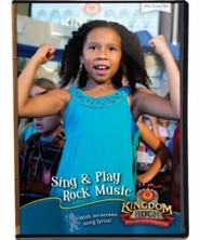 Sing & Play Rock Music DVD  -