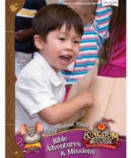 Pip's Preschool Palace Bible Adventures & Missions Leader Manual  -