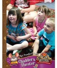 Pip's Preschool Palace Chadder's Theater Leader Manual  -