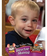 Pip's Preschool Palace Director Manual  -