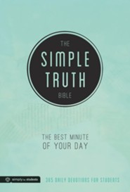 491399: The Simple Truth: The Best Minute of Your Day