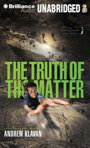 The Truth of the Matter unabridged audiobook on CD