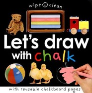 Let's Draw with Chalk [With Chalk]