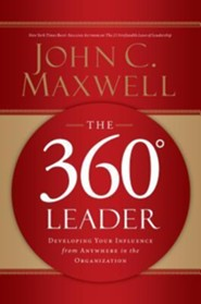 360 Degree Leader, The: Developing Your Influence from Anywhere in the Organization - unabridged audiobook on CD