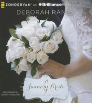 January Bride - unabridged audiobook on CD