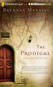 Prodigal: A Ragamuffin Story - unabridged audiobook on CD