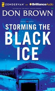 #3: Storming the Black Ice - unabridged audiobook on CD