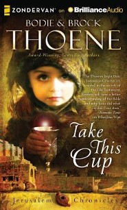Take This Cup - unabridged audiobook on CD