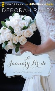 January Bride - unabridged audiobook on MP3   -     By: Deborah Raney