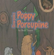Slowpoke Poppy Porcupine   -     By: Beth Troyer