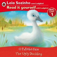 Ugly Duckling, Bilingual: Fairy Tales, Level 1, Portuguese