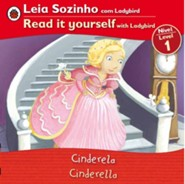 Cinderella, Bilingual: Fairy Tales, Level 1, Portuguese