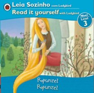 Rapunzel, Bilingual: Fairy Tales, Level 3, Portuguese