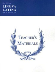 Lingua Latina: Teacher's Manual  -     By: Hans H. Orberg
