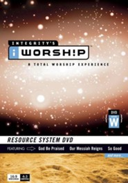 iWorship Resource: System DVD W   -