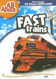 All About Trains/All About Airplanes  -