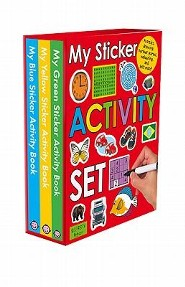 My Sticker Activity Set  -     By: Roger Priddy