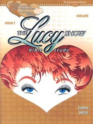Lucy Bible Study Vol. 3 Study Guide